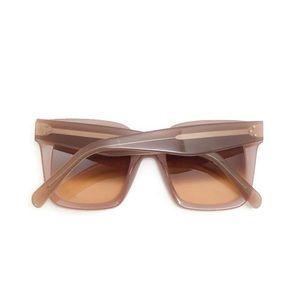 f994778e4db9 Celine Accessories - Celine 41076 opal Tilda oversized large sunglasses